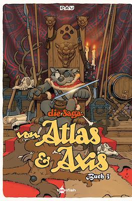 Die Saga von Atlas & Axis (Hardcover) #3