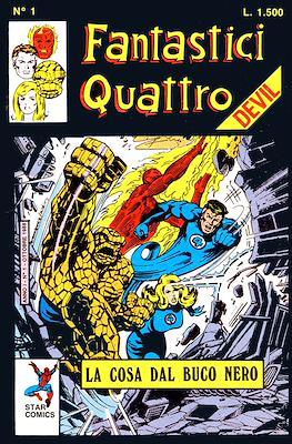 Fantastici Quattro (Spillato) #1