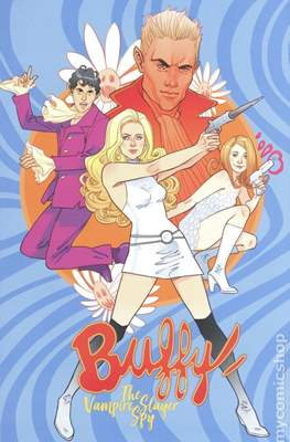 Buffy The Vampire Slayer (2019- Variant Cover) (Comic Book 32 pp) #17