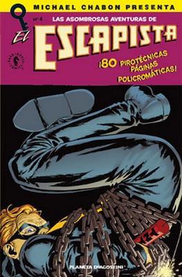 Michael Chabon presenta: las asombrosas aventuras de El Escapista #4