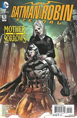 Batman and Robin Eternal (2015-2016) (Comic Book) #12