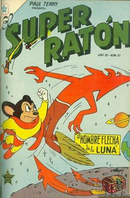 El Super Ratón (Grapa) #32