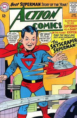 Action Comics Vol. 1 (1938-2011; 2016-) (Comic Book) #325