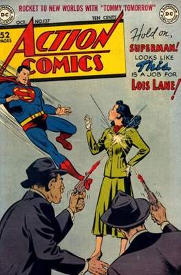 Action Comics Vol. 1 (1938-2011; 2016-) (Comic Book) #137