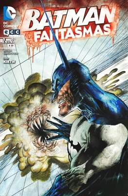 Batman: Fantasmas (Grapa) #2