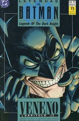 Leyendas de Batman. Legends of the Dark Knight #17