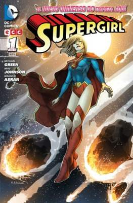 Supergirl: Nuevo Universo DC