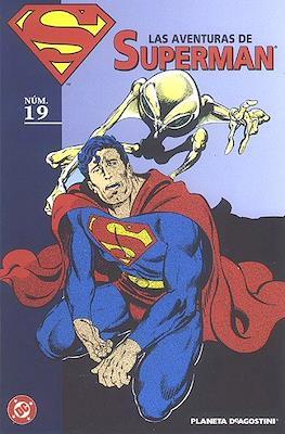 Las aventuras de Superman (2006-2007) (Rústica 96 páginas) #19
