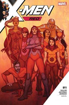 X-Men Red (Comic Book) #11
