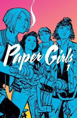 Paper Girls (Softcover) #1