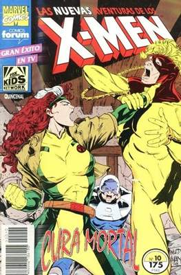 Las nuevas aventuras de los X-Men (Grapa 24 pp) #10