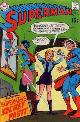 Superman Vol. 1 / Adventures of Superman Vol. 1 (1939-2011) (Comic Book) #218