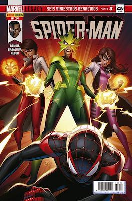 Spider-Man (2016-) #24