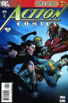 Action Comics Vol. 1 (1938-2011; 2016-) (Comic Book) #878