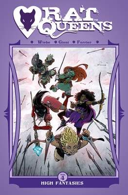 Rat Queens (Softcover) #4