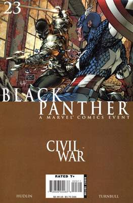 Black Panther Vol. 4 (2005-2008) (Grapa) #23