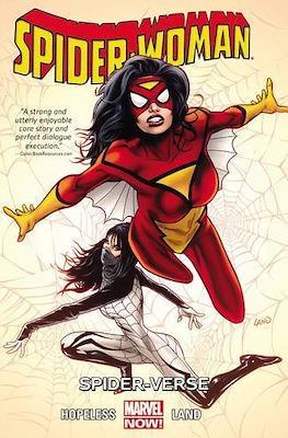 Spider-Woman (Vol. 5 2014-2015) (Trade Paperback) #1