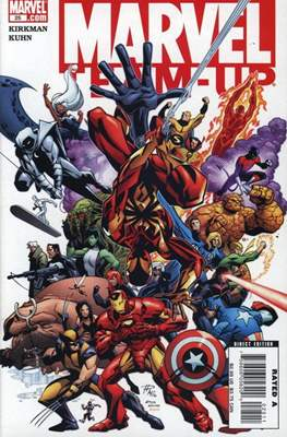 Marvel Team-Up Vol. 3 (Comic-Book) #25