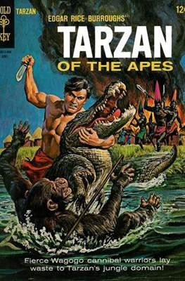 Tarzan (Comic-book) #150