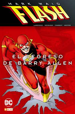 Flash de Mark Waid (Cartoné) #2