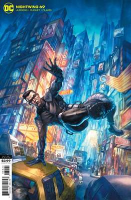 Nightwing Vol. 4 (2016- Variant Cover) #69
