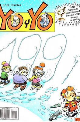 Yo y Yo (Grapa) #20