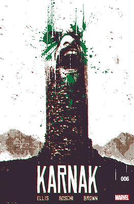 Karnak (Comic Book) #6