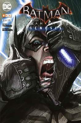 Batman: Arkham Knight. Génesis (Grapa 24 pp) #2