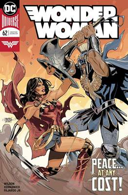 Wonder Woman Vol. 5 (2016-) (Comic book) #62