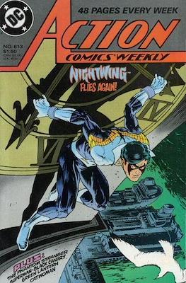 Action Comics Vol. 1 (1938-2011; 2016-) (Comic Book) #613