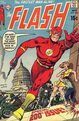 Flash Vol. 1 (1959-1985) #200