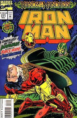 Iron Man Vol. 1 (1968-1996) (Comic book) #311