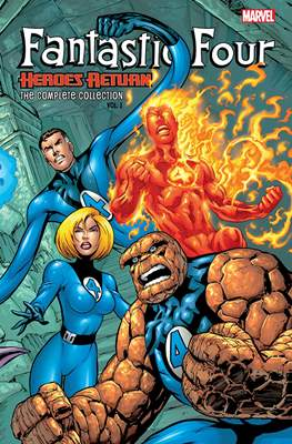 Fantastic Four: Heroes Return - The Complete Collection