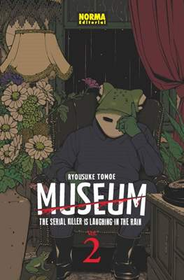 Museum - The Serial Killer Is Laughing in the Rain (Rústica con sobrecubierta) #2