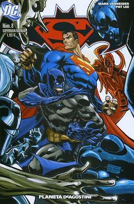 Superman / Batman (2007-2009) #8