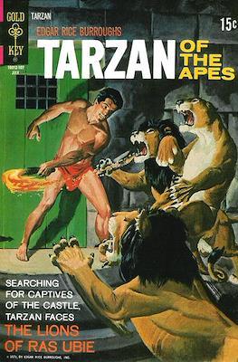 Tarzan (Comic-book) #201