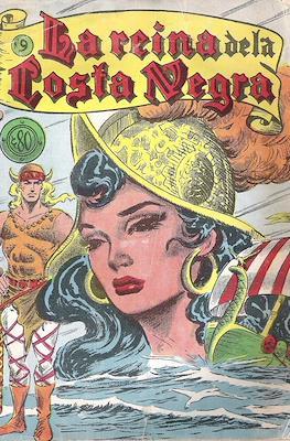 La Reina de la Costa Negra (1ª época - Grapa) #9