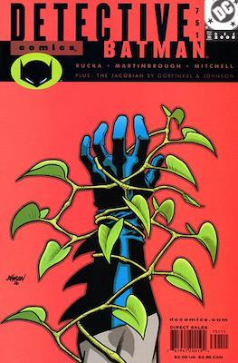 Detective Comics Vol. 1 (1937-2011; 2016-) (Comic Book) #751