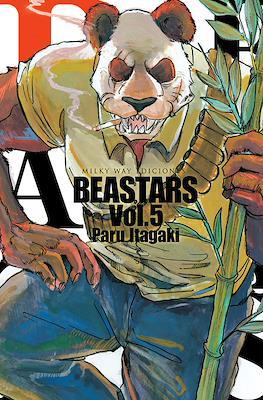 Beastars (Rústica con sobrecubierta) #5