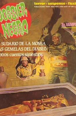 Dossier Negro (Rústica y grapa [1968 - 1988]) #198