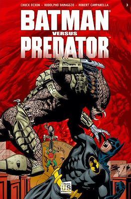 Batman Versus Predator (Cartonné) #3