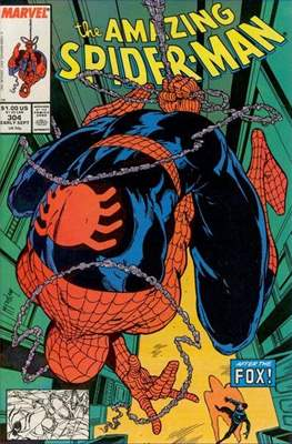 The Amazing Spider-Man Vol. 1 (1963-2007) (Comic-book) #304