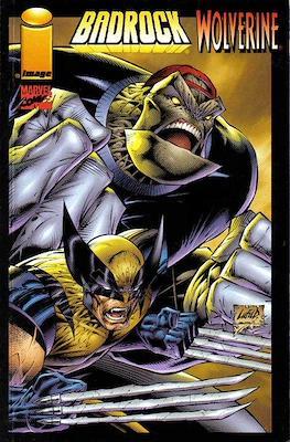 Badrock / Wolverine (Variant Cover)