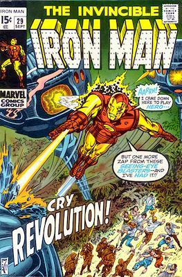 Iron Man Vol. 1 (1968-1996) (Comic book) #29
