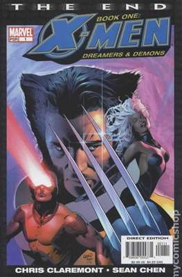 X-Men The End Book One: Dreamers & Demons (Comic Book) #1
