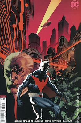 Batman Beyond (Vol. 6 2016-...Variant Covers) (Comic Book) #28