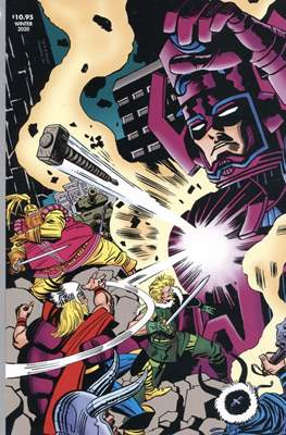 The Jack Kirby Collector (MAgazine) #78