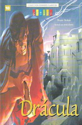 Colección Grandes Clásicos - Biblioteca Genios (Cartoné) #18