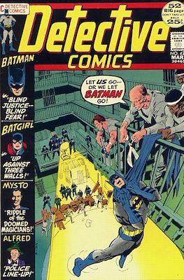Detective Comics Vol. 1 (1937-2011; 2016-) (Comic Book) #421