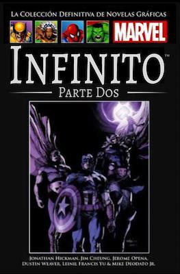 La Colección Definitiva de Novelas Gráficas Marvel (Cartoné) #143